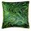 Thumbnail: Susi Bellamy Malachite Marbled Velvet Square Cushion