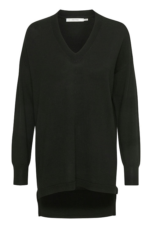 Gestuz Thelma Knitted V Pullover