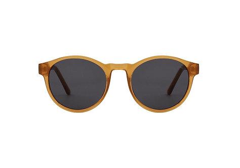 A.Kjaerbede Sunglasses Marvin Light Brown Transparent
