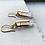 Thumbnail: Shyla Farah Earrings Crystal Quartz