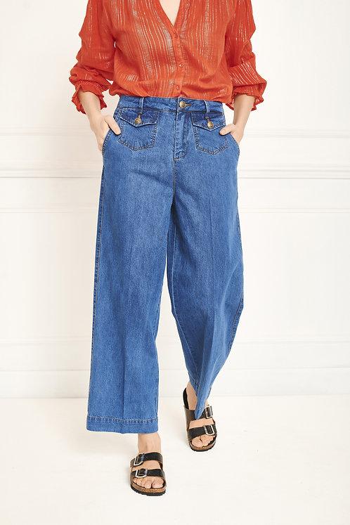 MKT Piplin Trousers