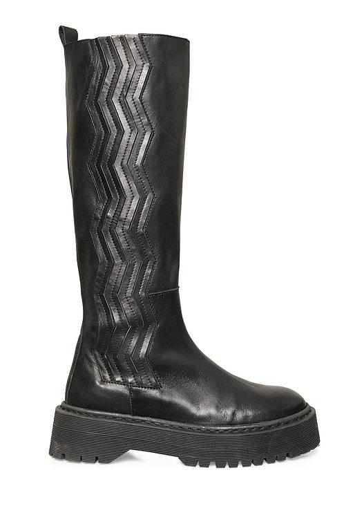 Gestuz Black Marlee Long Boot