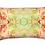 Thumbnail: Susi Bellamy Indian Summer Kaleidoscope Marbled Linen Medium Oblong Cushion