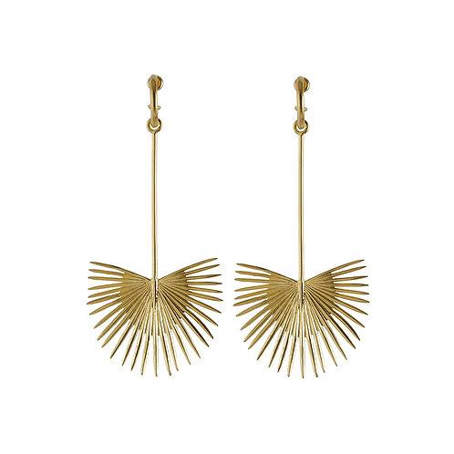 Rachel Entwistle Ishtar Earrings Gold