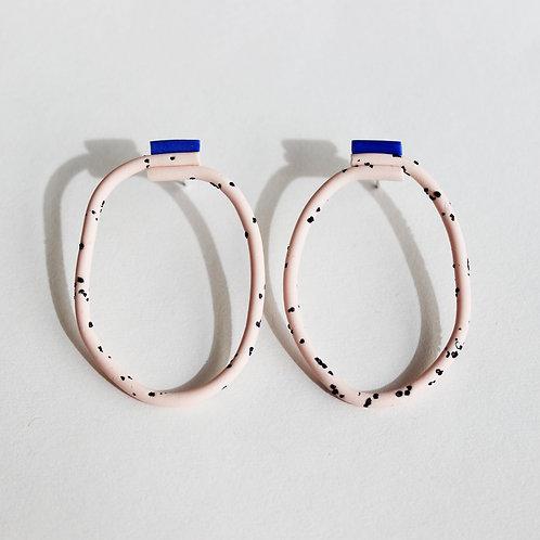 Kate Trouw Loop Earrings