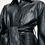 Thumbnail: Samsoe Samsoe Vestine Leather Jacket
