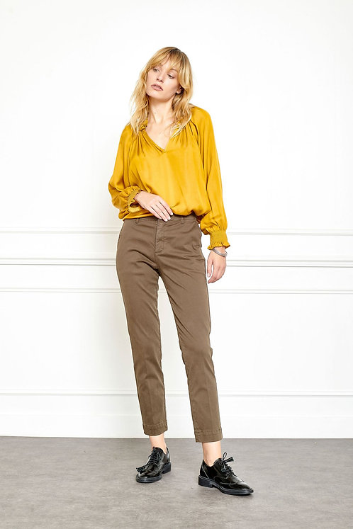 MKT Panters Trousers Khaki