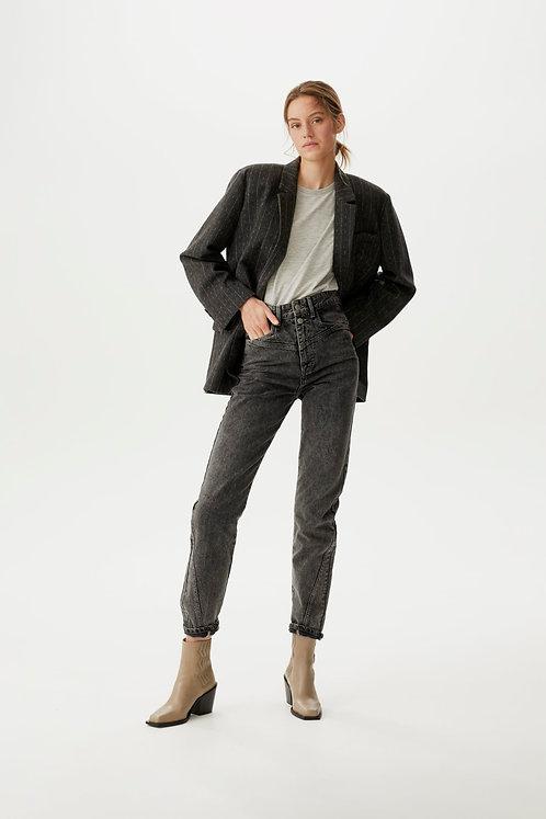 Gestuz Storm Grey Aleah Jeans