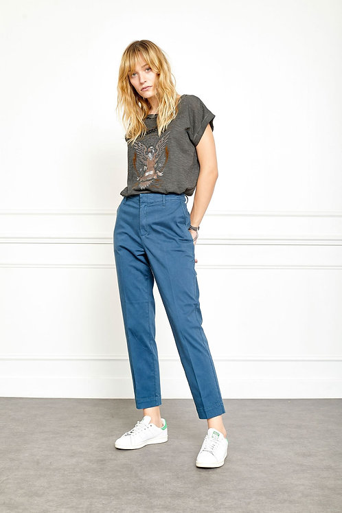 MKT Panters Trousers Petrole