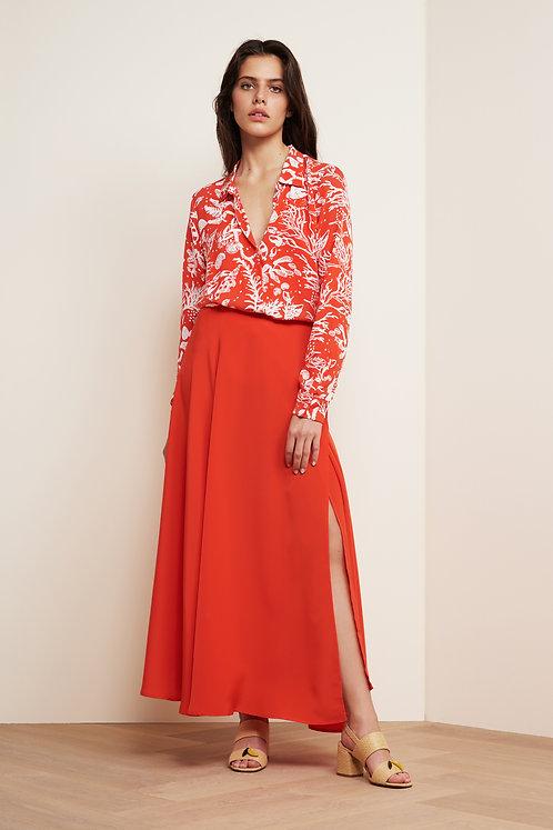 Fabienne Chapot Bobo Skirt Coral
