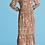 Thumbnail: POM Amsterdam Nature's Hug Salted Caramel Dress