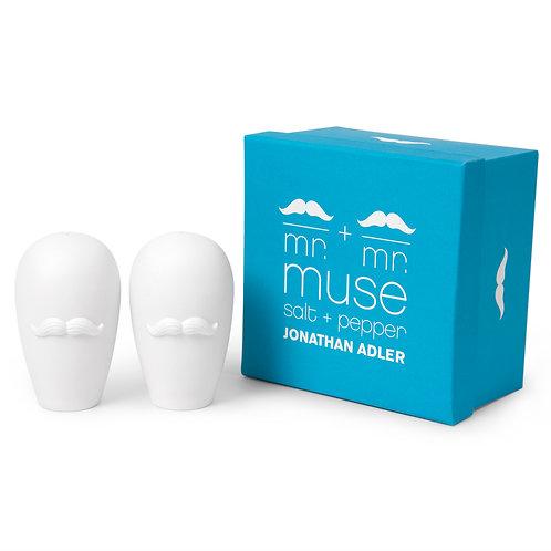 Mr & Mr Muse Salt & Pepper Set