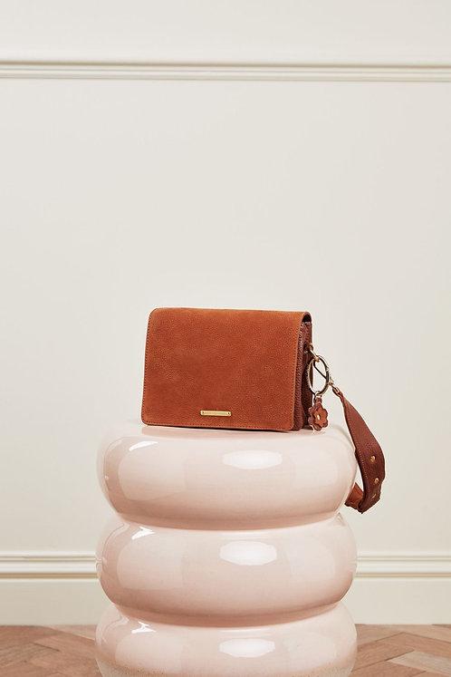 Fabienne Chapot Felice Bag Small Cognac