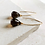 Thumbnail: Shyla Arabella Smoky Topaz Earring