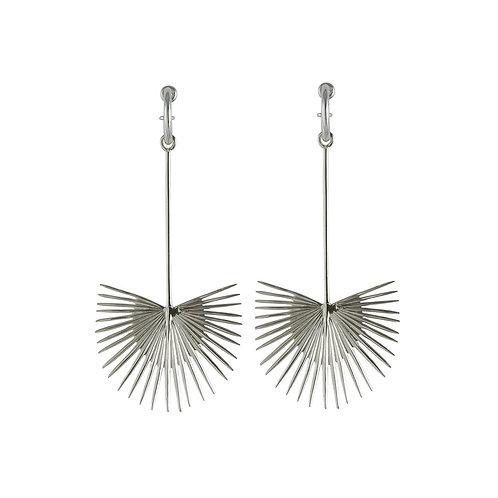 Rachel Entwistle Ishtar Earrings Silver