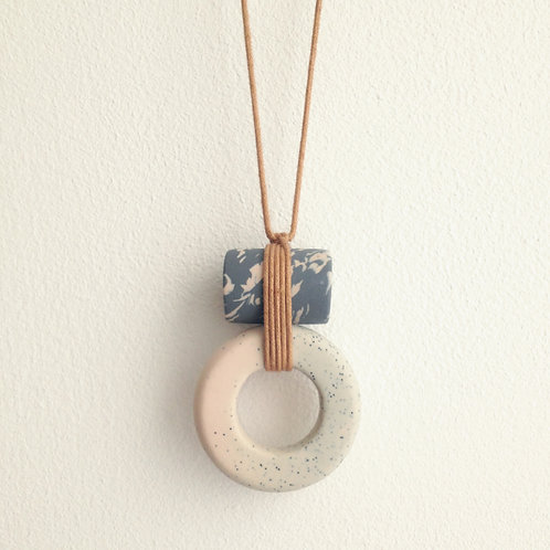 Kate Trouw Circle Necklace
