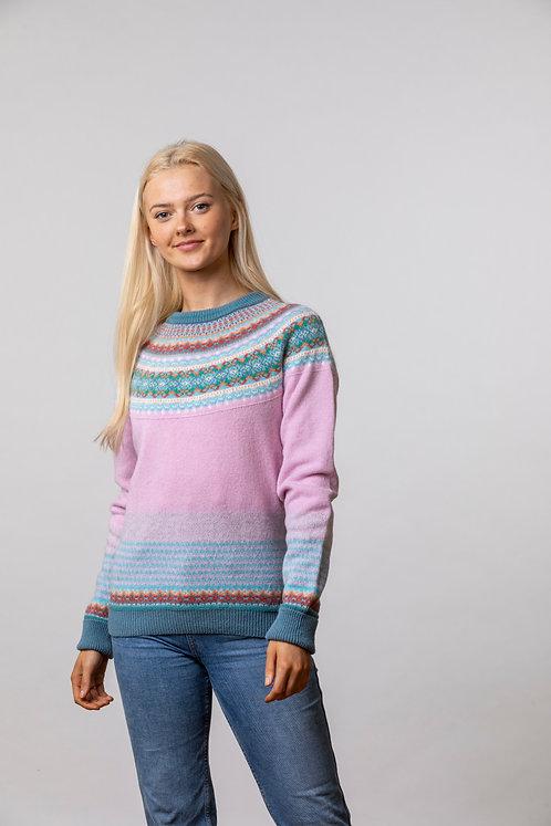 Eribe Short Alpine Sweater Blossom
