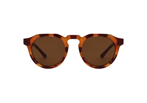A.Kjaerbede Sunglasses George Light Demi Brown