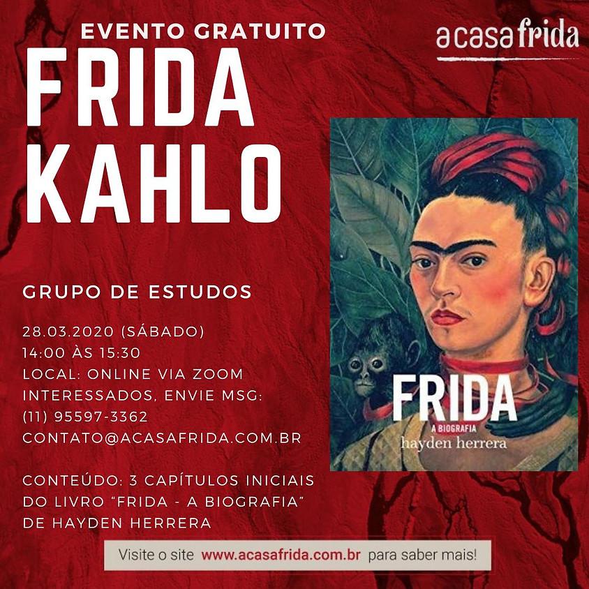 Grupo de Estudos - Frida Kahlo