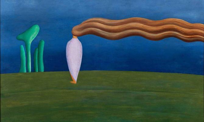 Inconsciente, ambientes de sonho,  traumas na arte daquela que pintou o Brasil: Tarsila do Amaral