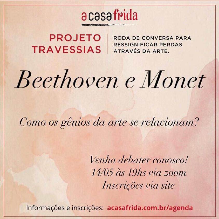 Projeto Travessias - Beethoven e Monet