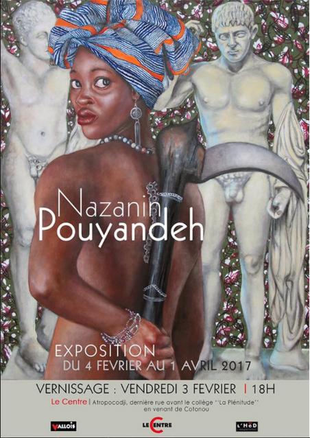 Nazanin Pouyandeh, étape africaine