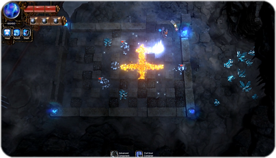 Bombing Quest Game Screenshot
