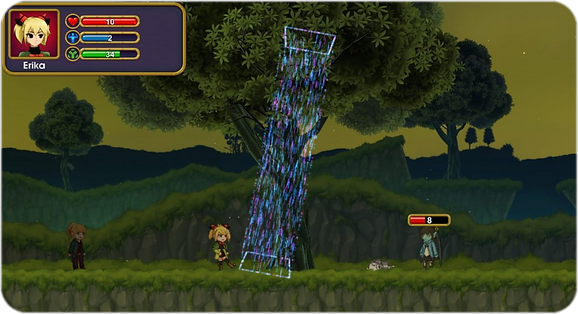 The Donnerwald Experiment Game Screenshot