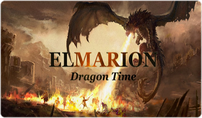 Elmarion:Dragon time Cover Image