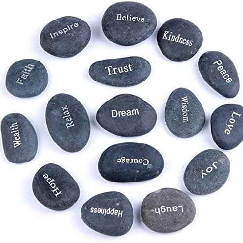 Inspire and Purpose Rocks