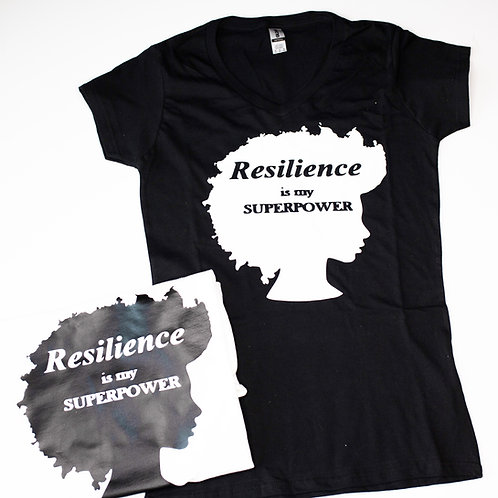 Resilience is my SUPERPOWER