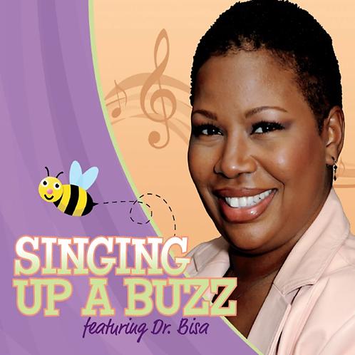 Singing Up A Buzz - Digital Music CD
