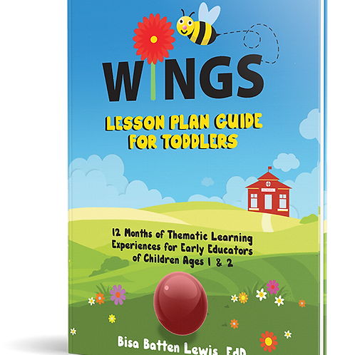 WINGS Lesson Plan Guide for Toddlers