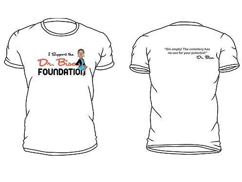 Dr. Bisa Foundation Tee