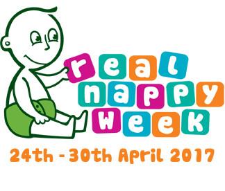 Real Nappy Week 24-30 april 2017