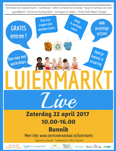 Luiermarkt Live
