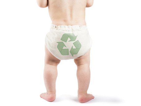 Gastouder Ineke: 'Het kost nauwelijks extra tijd om wasbare luiers in de kinderopvang te gebruik