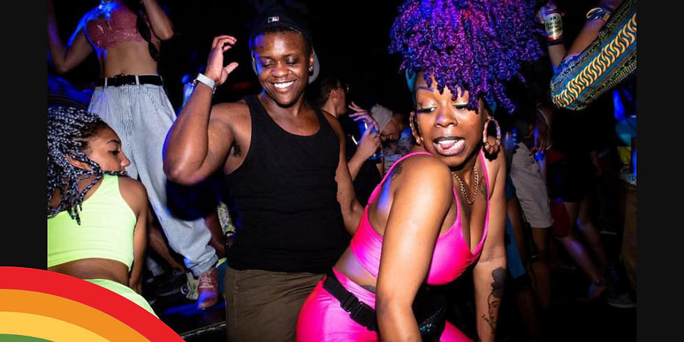 Black Queer Dance Party at The Bottom