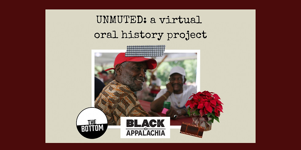 UNMUTED: Holiday Oral History Project