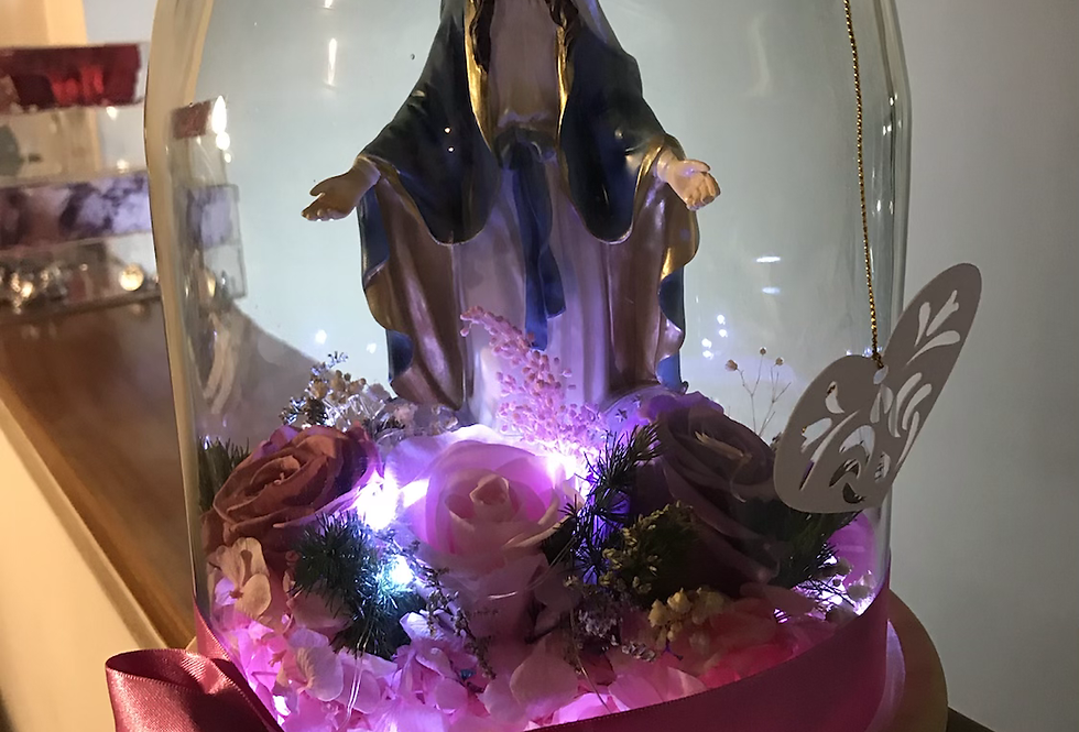 Virgencita Milagrosa 27x20