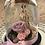 Thumbnail: Virgencita de Fátima en cúpula 20x14 sin luz