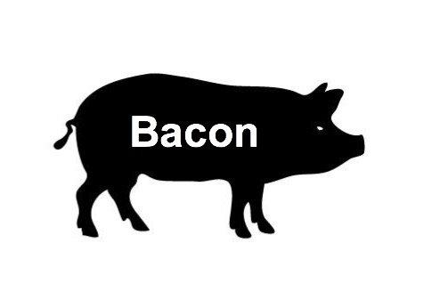 250g Nitrate Free, Organic, Pasture Raised Bacon