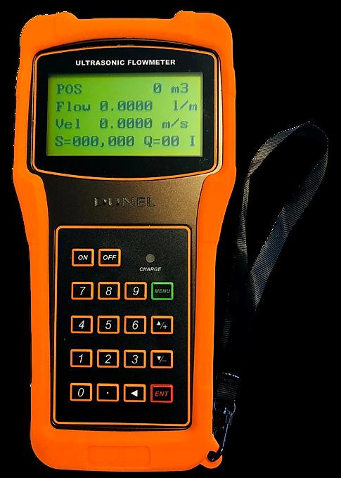 handheld ultrasonic flow meter MTCSDN300