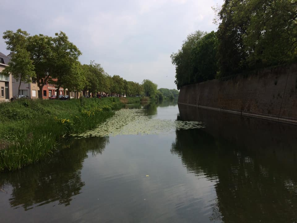 Ypres canal