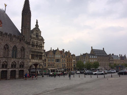 Ypres main square