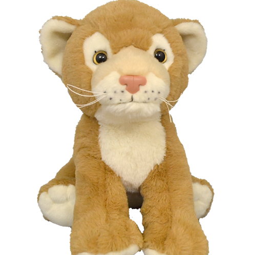 Lioness Stuff A Stuffie Kit  RESERVATION