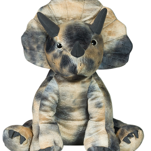 Triceratops Stuff A Stuffie Kit  RESERVATION
