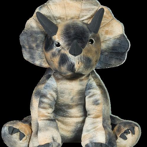 Triceratops Stuff A Stuffie Kit