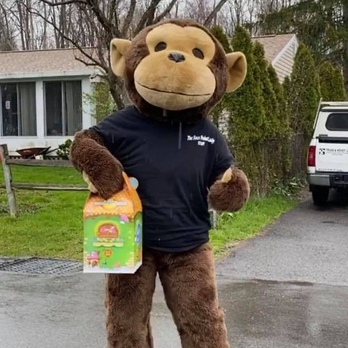 Monkey Delivery Upgrade