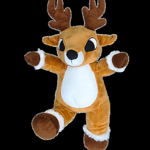 North Pole Toy Workshop RESERVATION -Reindeer